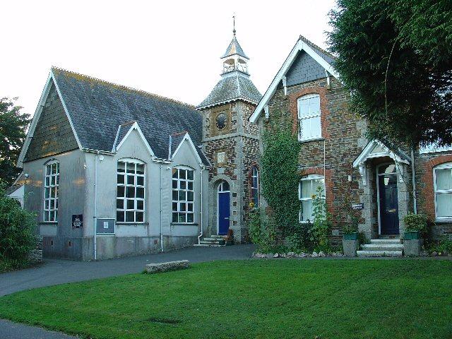 Primary School, Walkhampton, Devon