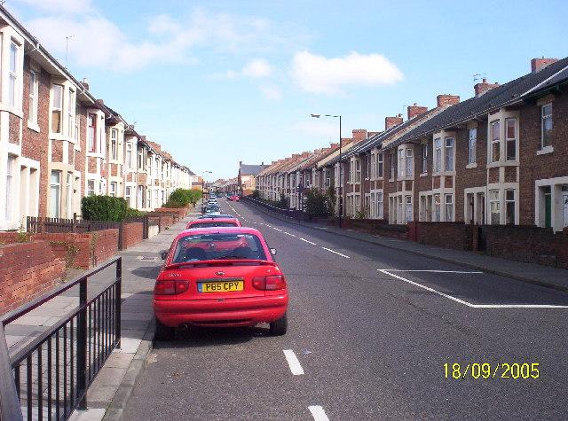 Warwick Street