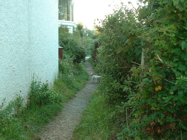 The Leas Path (aka The Cinder Path)