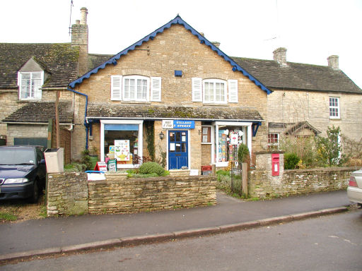 Crudwell Post Office