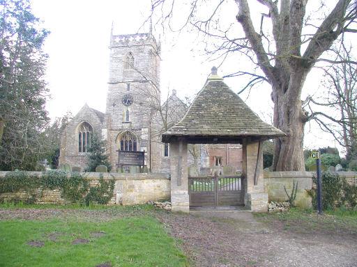 All Saints Church Crudwell