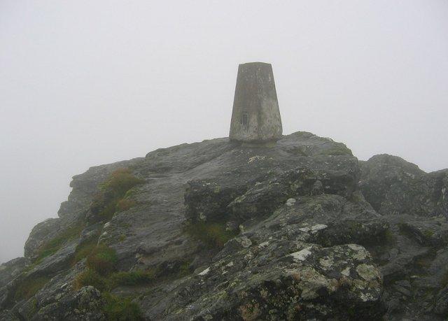 Summit of Ben More