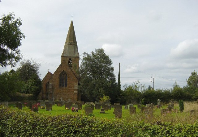 St Peter's Church, Radway