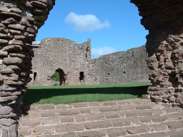 Looking into The White Castle