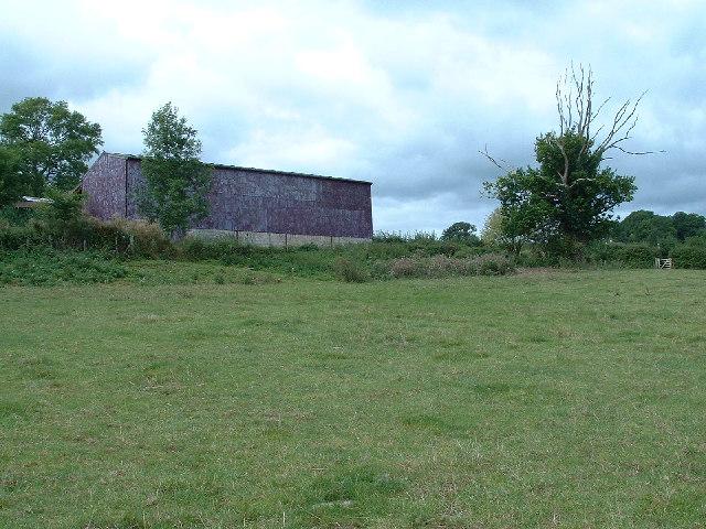 Middle Cwm Farm