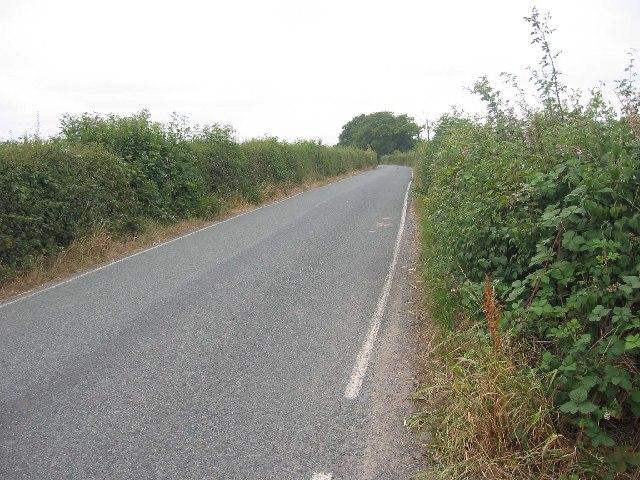 Vanguard Way West of Edenbridge