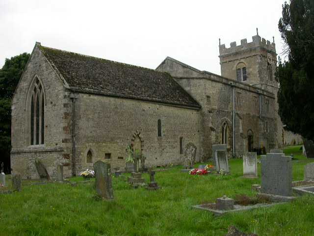 St Nicholas Church, Twywell