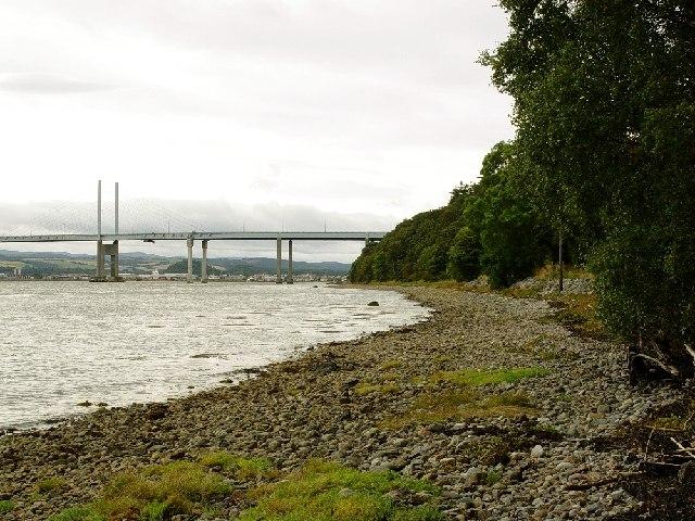 Inner Moray Firth Shore Line