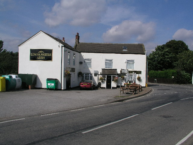 Lincolnshire Arms Luddington