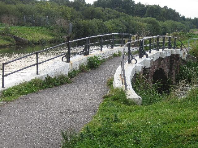 Bridge over Catchwater Drain