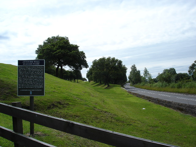 Seabegs Wood and Antonine Wall