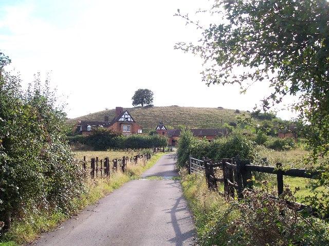 Crookbarrow Hill
