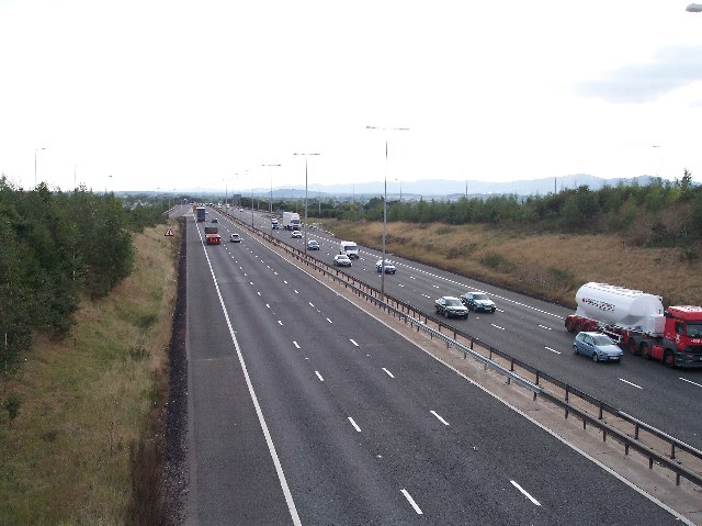 M5 from Junction 7
