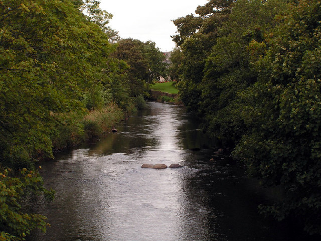 River Ehen, below Thornhill