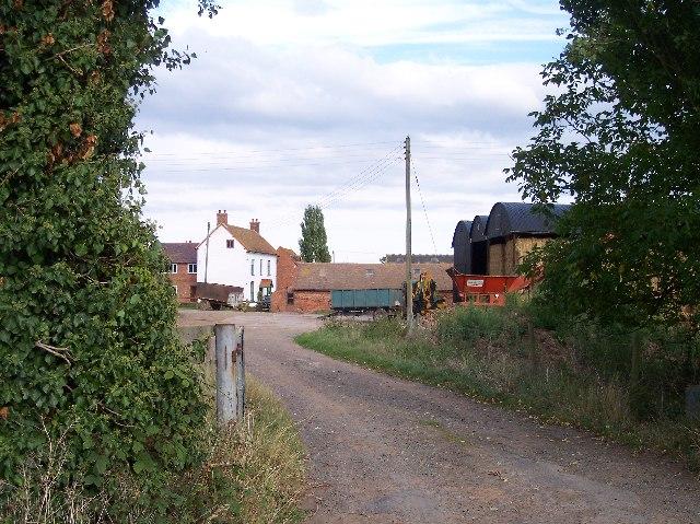 Church Farm, Cotheridge