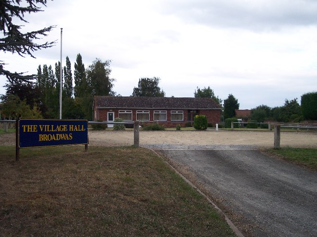 Broadwas Village Hall
