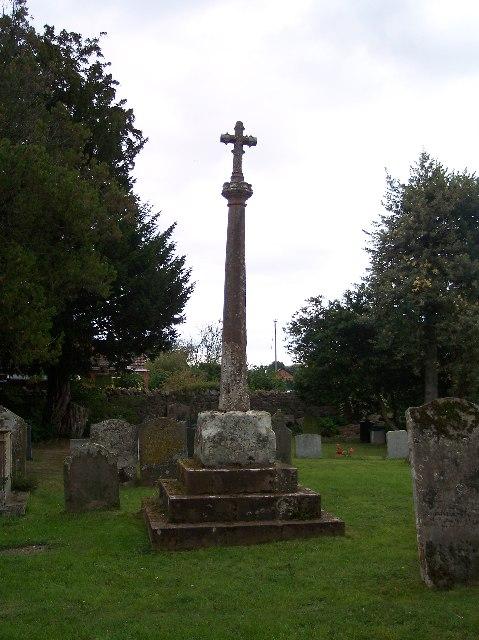 Churchyard Cross Broadwas