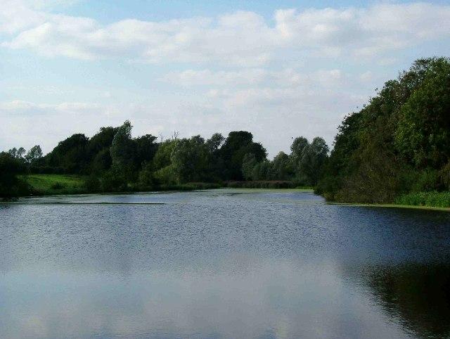 Ardleigh Reservoir near Hillhouse Farm