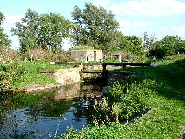 Cuton Lock
