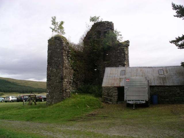 Achallader Farm Tower