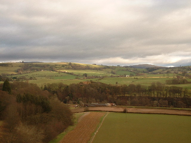 Taken from the viaduct on the Settle to Carlisle Railway