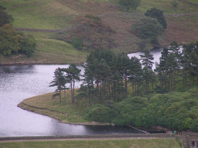 Kinder Reservoir (south)