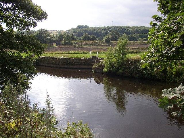 River Calder, Clifton / Bradley