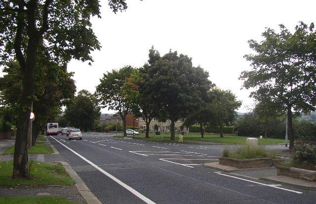 Bradley Road / Allandale Road, Bradley