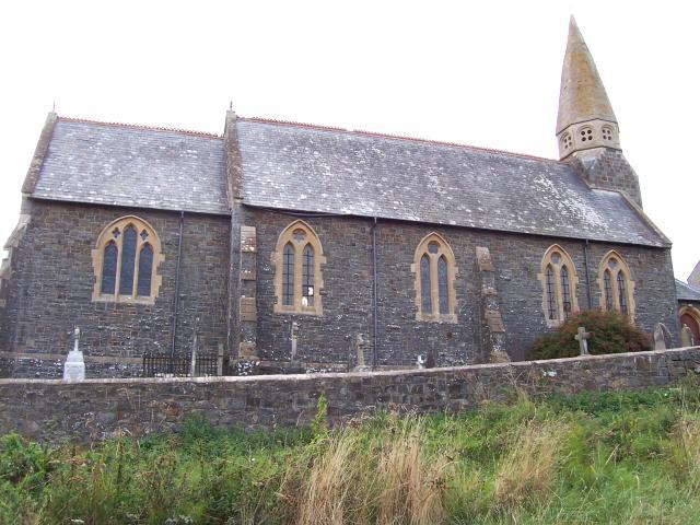 St Llwchaiarn's