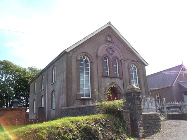 Maenygroes Chapel