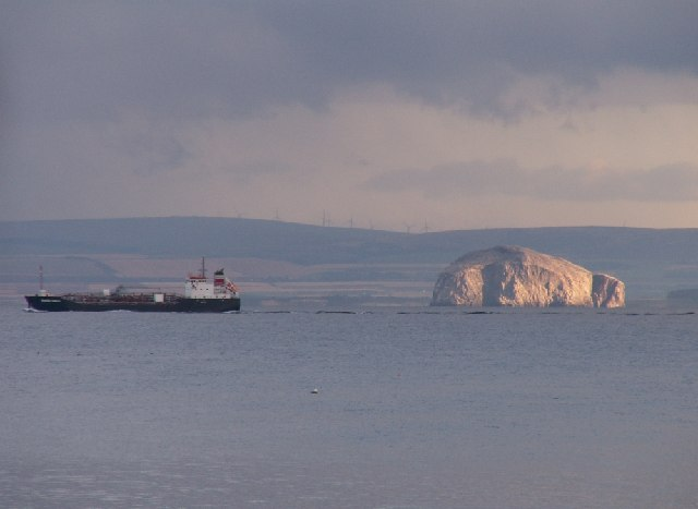 North aspect of the Bass Rock
