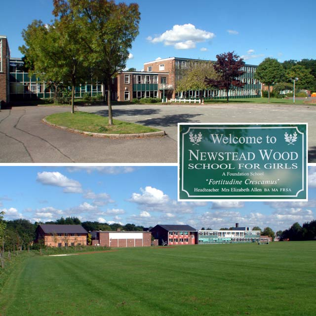 Newstead Wood School, Orpington, BR6