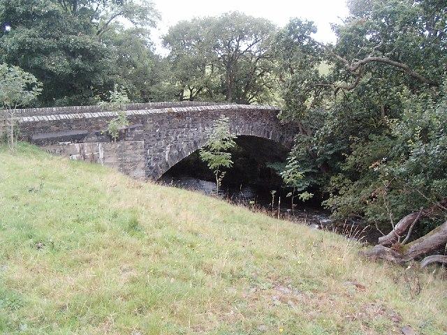 Bridge over Moffat Water
