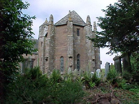 Arbuthnott Church
