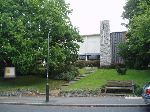St. Barnabas Anglican Church, Higher Drive, Purley, Surrey
