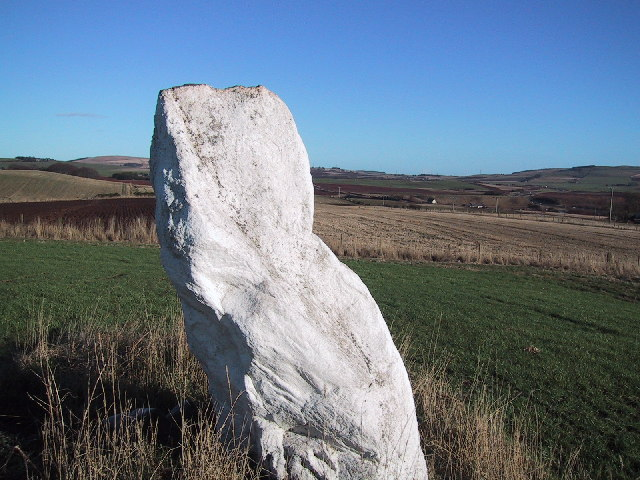 Court Stane at Mondynes