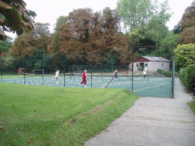 St David's Tennis Club, Purley, Surrey