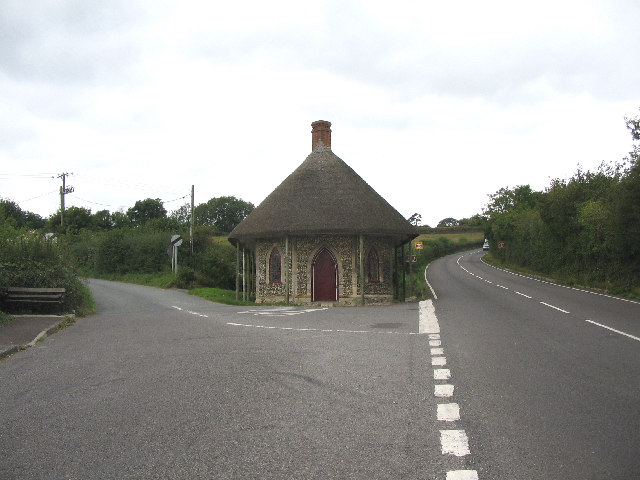 Thatched Tollhouse