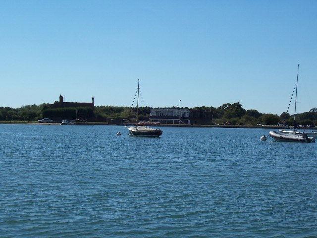 Gins - Beaulieu River