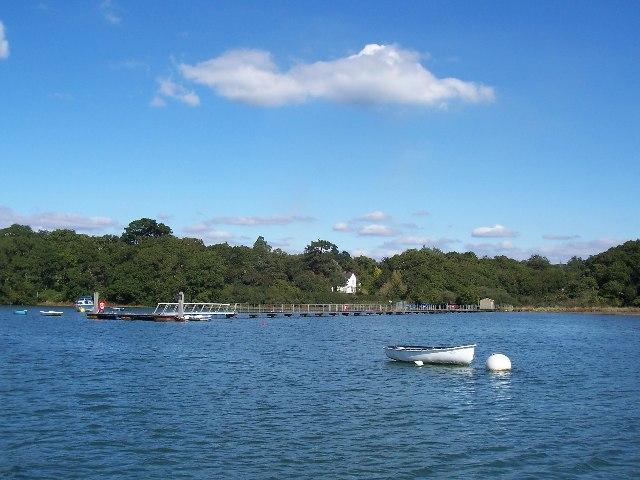 Gilbury Hard - Beaulieu River