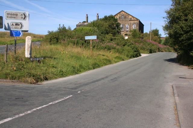 Widdop Road, Slack