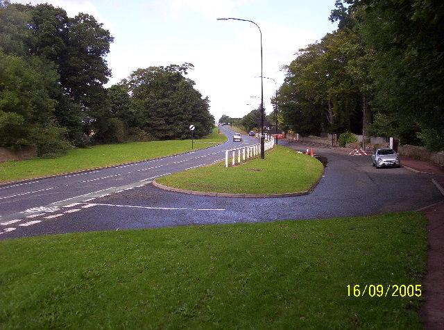 Ponteland Road