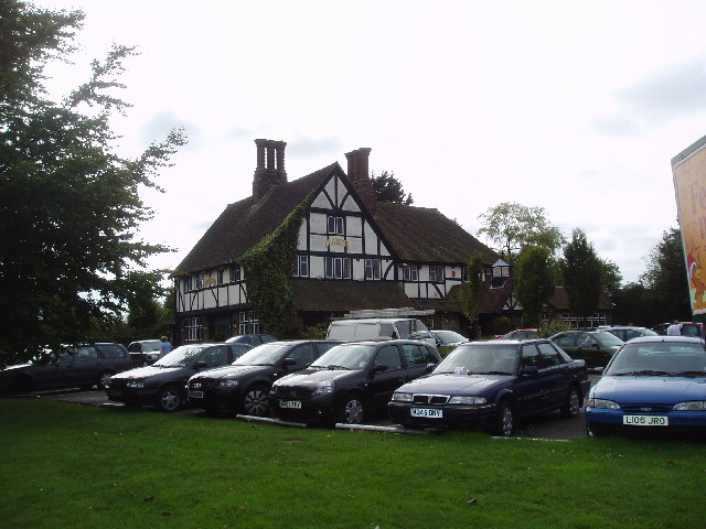 The Tudor Rose. Old Coulsdon, Surrey
