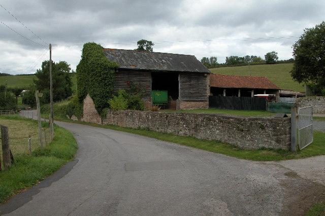 Rise Farm near Fownhope