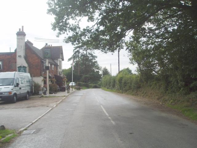Royal Oak Inn, Caterfield lane