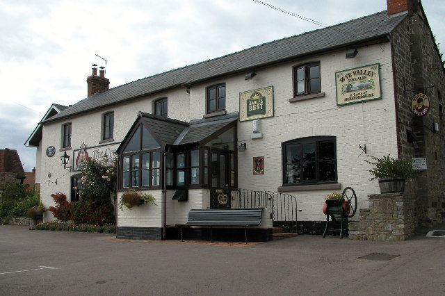 The Crown Inn at Woolhope