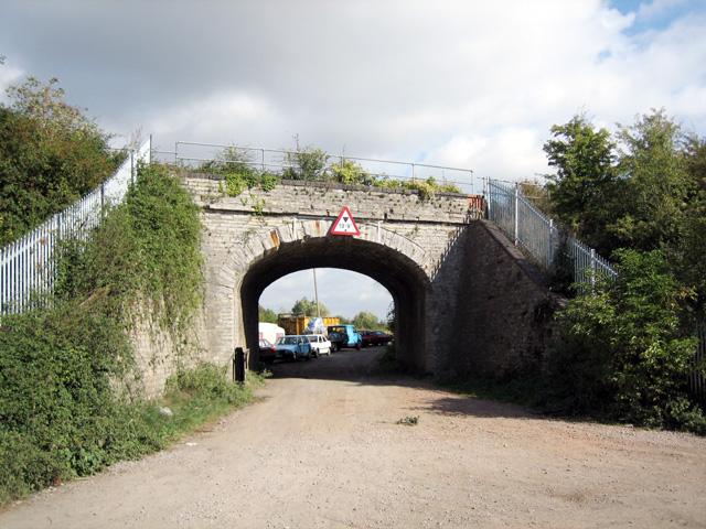 Railway Bridge, Common Lane