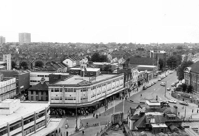 Victoria Circus 1969