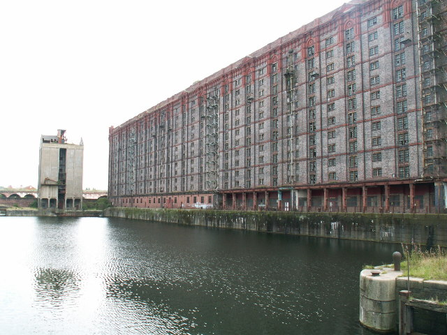 Stanley dock tobacco warehouse Liverpool