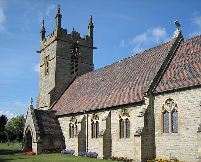 Offenham Church